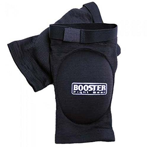 Booster Ellbogenschoner, EKP, schwarz, Ellbow Guard Protector, Schutz, Muay Thai Größe XL