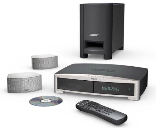 Bose 3.2.1. GS II Digital Home Entertainment Heimkino-System silber