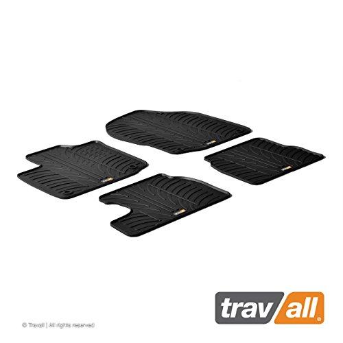 Travall® Mats Gummifußmatten - Original Travall® Zubehör TRM1150 – Allwettermatten nach Maß