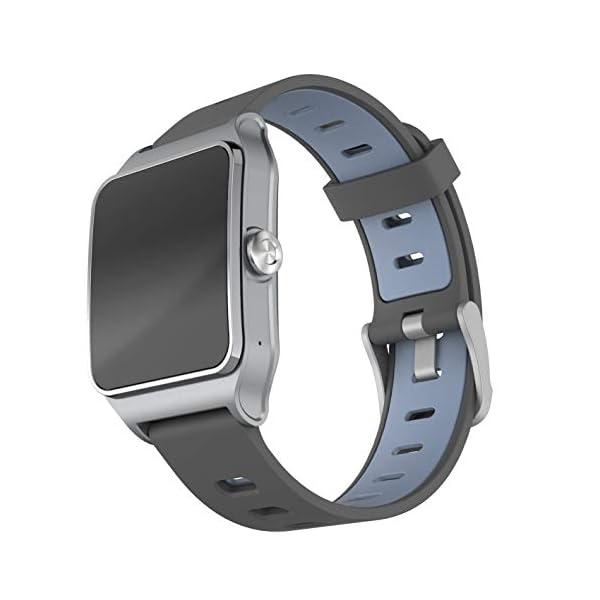 Leotec Smartwatch GPS Swim Swolf Gris 2