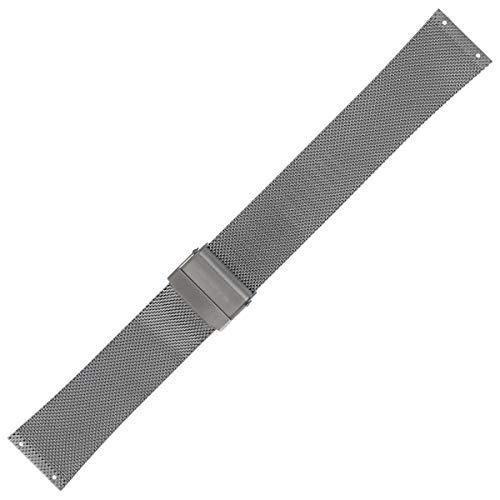 Skagen Uhrenarmband 22mm Edelstahl Silber - SKW6108 (Skagen Band-ersatz)