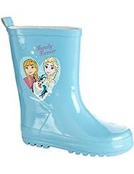 Disney La Reine des neiges Fille Bottes de pluie 2016 Collection - turquoise