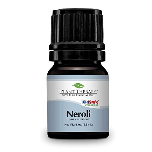 Plant Therapy Neroli Essential Oil 2.5 mL (1/12 oz) 100% Pure, Undiluted,...