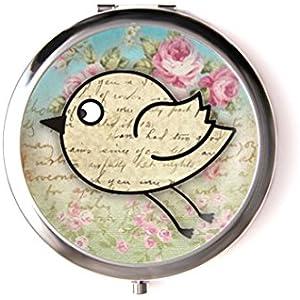 Taschenspiegel ° Vogel ° & Organzabeutel