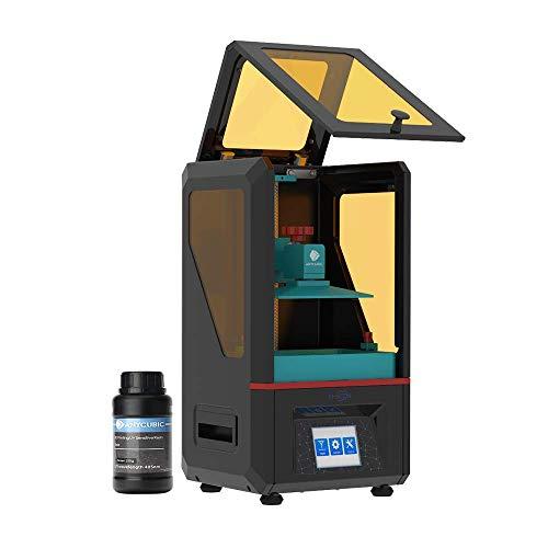 ANYCUBIC Impresora 3D Photon de Fotones UV, Tecnología de enmascaramiento LCD de Ultra Precisión con Pantalla Táctil Inteligente a Color