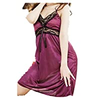 Babydolls & Playsuits For Women Size Free Size - Color Purple