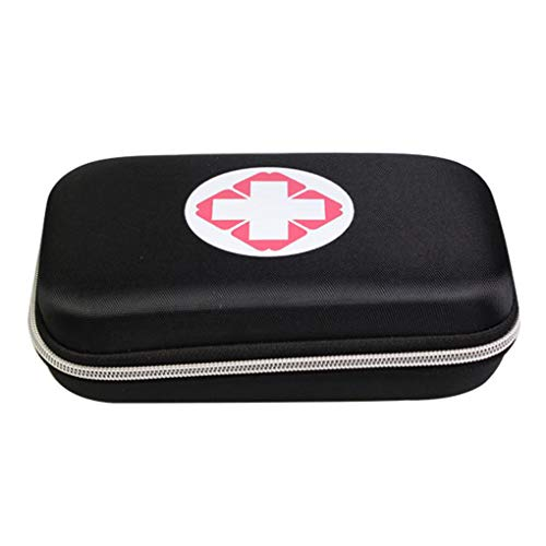 18 In 1 Medical Emergency Bag Hard Shell First Aid Kit for Car Home Travel Office Car-travel-kit