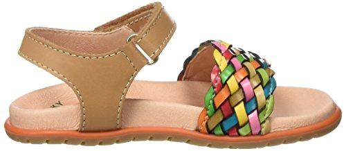 Pablosky  443793, sandales fille Multicolore (1)
