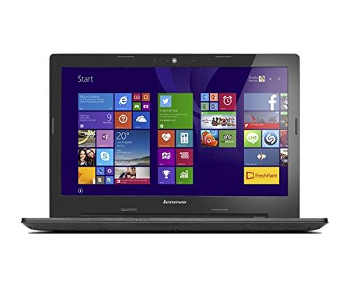 Lenovo G50-80 80E502UKIN 15.6-inch Laptop (Core i5-5200U/4GB/1TB/AMD Radeon R5 M330 Graphics/Windows 10) Black (Without Bag)