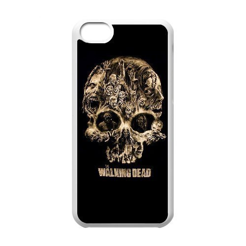 The Walking Dead Customized Case for Iphone 5C, New Printed The Walking Dead Case