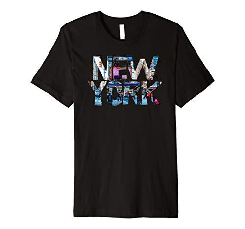 New York Tourist NYC USA I Love NY Hip Hop Gift T-Shirts -
