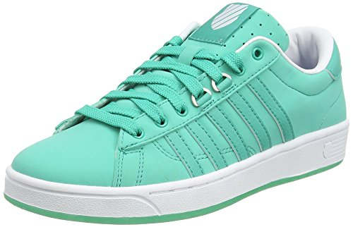 K-Swiss Damen Hoke Snb Cmf Sneakers Green (Pool Green/White)