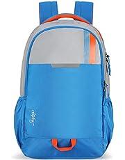 Skybags Tekie X 01 27 Ltrs Blue Laptop Backpack (TEKIE X 01)