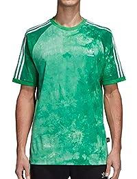 af285f8338d72 Adidas Mens Pharrell Williams HU Holi Tee - Green CW9100 (XXL)