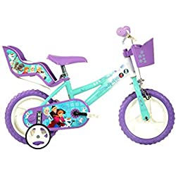 Dino Bikes 126RL-FZ bicicletta - Bicicleta (Ruedas de entrenamiento)