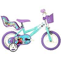 Robbie Toys Dino Bikes 126RL-FZ 12-Inch Frozen Bicycle