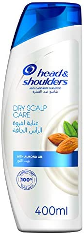 Head & Shoulders Dry Scalp Care Anti-Dandruff Shampoo With Almond Oil 4