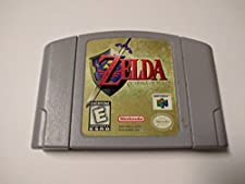 Zelda : The Ocarina Of Time (N64)
