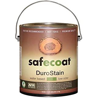 Afm Safecoat Durostain, Cedar 32 Oz. Can 1/Case by AFM Safecoat
