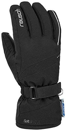Reusch Damen Hannah R-Tex XT Handschuhe, Black/Silver, 8.5