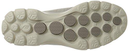 Skechers Damen Super Sock 3 Sneaker, Schwarz / Weiß Steingrau