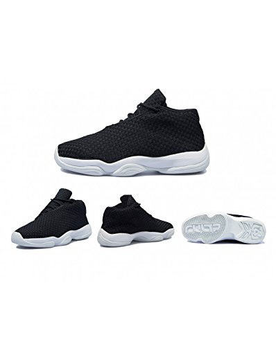 BestStyle - Chaussures homme basket noires Noir