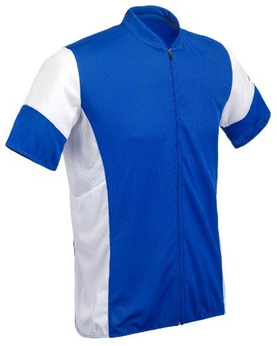Schwinn Jersey Cycling (Schwinn Herren 's Pro Jersey, Herren, blau)