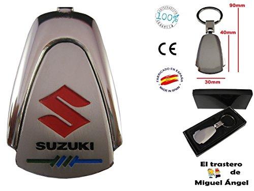 Llavero de coche Suzuki