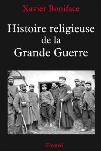 Histoire religieuse de la Grande Guerre