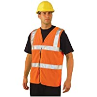 Occunomix Occulux Ansi Mesh Vest XL Orange