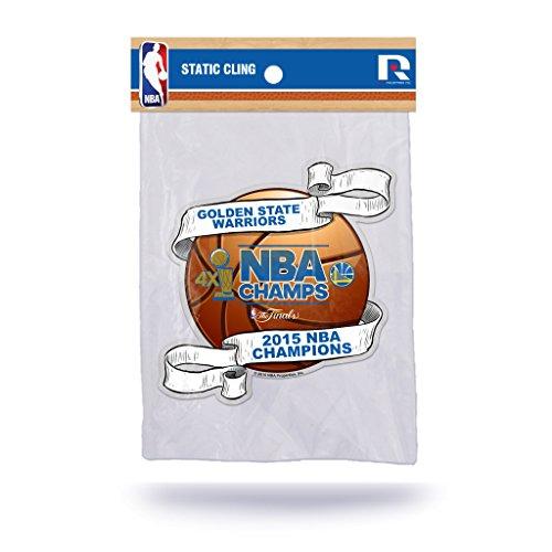 Rico Golden State Warriors Offizielle NBA 12,7cm 2015NBA Finals Champions Form Schnitt Statische Fenster Auto Aufkleber von 887087 -