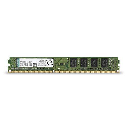 Kingston KVR16N11S8K2/8 Arbeitsspeicher 8GB (1600MHz, CL11, 240-polig, 2x 4GB) DDR3-RAM Kit