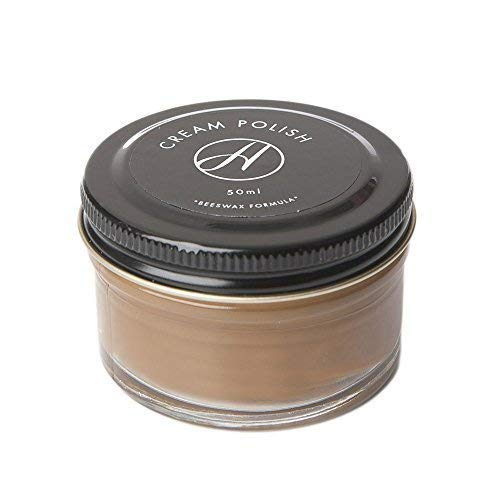 H by Hudson Shoes Wax Polish and Cream Polish Duo (Tan) for sale  Delivered anywhere in UK