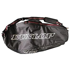 Dunlop – International Team – Tennisschlägertasche – ca. 76 x 34 x 18 cm