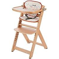 Safety 1st Chaise Haute Timba Avec Coussin, Coloris au Choix