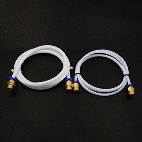 1mt PTFE Tuyau Teflon pipe Anschl?????? SSE Imprimante 3D Pièces J de Head Hotend F?????? R V5V6Bowden Filament 1,75mm 3,0mm longue extrudeuse partie