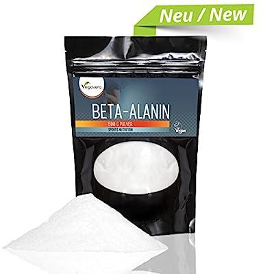 NEW: Beta-Alanine 500g | Enhance Athletic Performance, Increase Lean Muscle Mass | VEGAN by Vegavero by Vanatari International GmbH