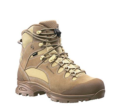Haix para Botas Scout Desert con Membrana Gore-Tex, Color marrón, Talla 45 EU / 10,5 UK