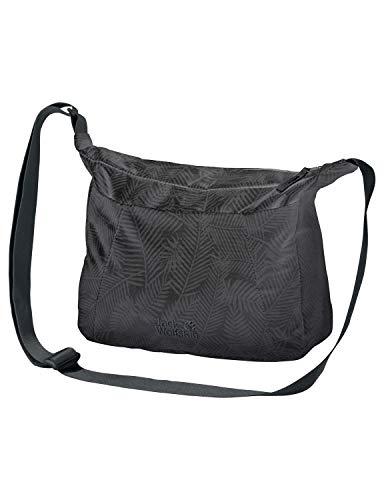 Jack Wolfskin Damen Valparaiso Bag Umhängetasche Alltag Tasche, Leaf Phantom, ONE Size