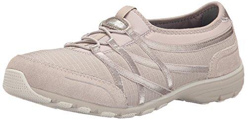 Skechers Damen Conversations Sneaker Taupe
