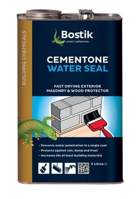 Cementone Fast Drying Waterseal 5L - Can be used on