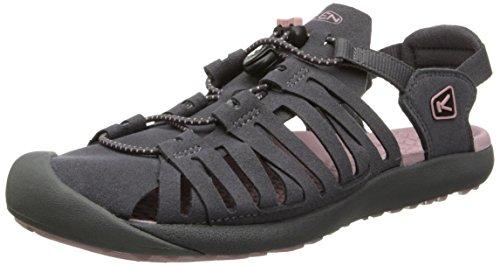 KEEN Sandale Trekking Women. Whisper. Klasse Trekking Sandale. Darkred. Gr. 40