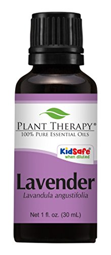 Plant Therapy Lavender Essential Oil. 100% Pure, Undiluted. 30 ml (1 oz).