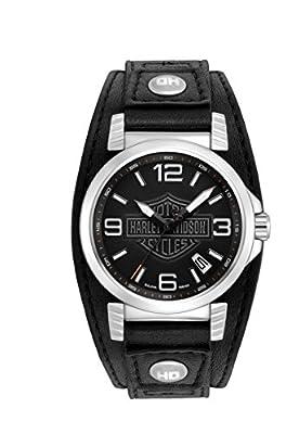 Harley Davidson 76B163 - Reloj para hombres de Harley Davidson