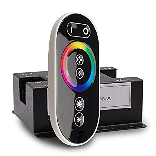 Isolicht Wireless touch RGB Controller, 12-24V, 432W