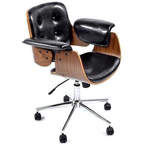 charles-jacobs-luxury-retro-office-chair-in-black-pu-leather-with-walnut-effect-construction-and-chr