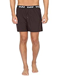 Nuteez Lazy One Men's Fanny Pack Comical Boxer 30 Brown