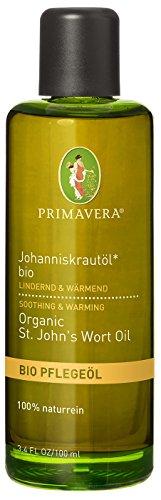 Primavera Johanniskrautöl bio, 100 ml
