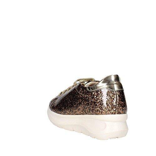 Fornarina PE17VH9545G091 Sneakers Femme Vernis Bronze Bronze