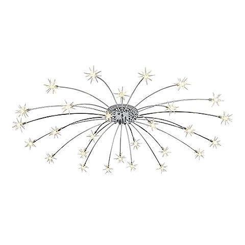 Étoile ciel dégagé créatifs enfants Chambre Lumière moderne salon simple personnalité Roman Table Lustre